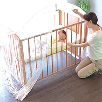 早い時期から赤ちゃんと寝室が別でした。いつから一人寝できるようになったかな~。
