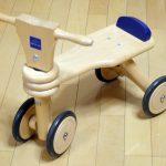 ボーネルンドの室内三輪車は1歳児のプレゼントにおすすめ!